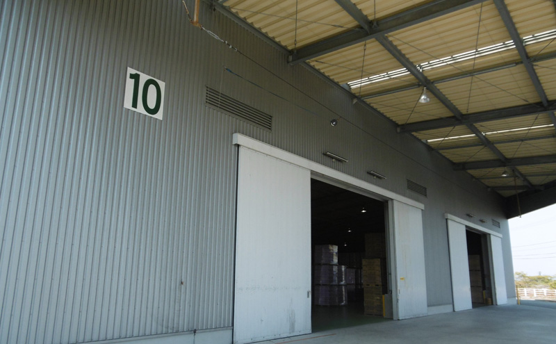 10号倉庫